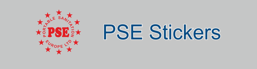 PSE Stickers